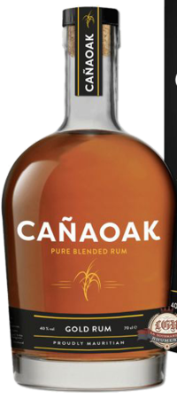 Canaoak Premium Blended Rum